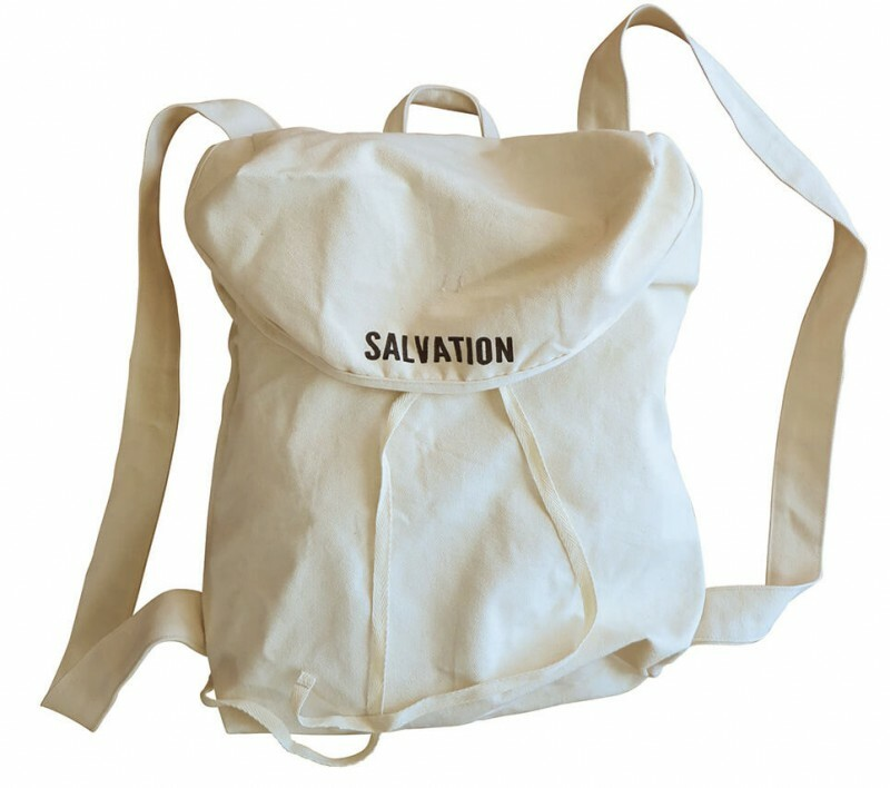 SALVATION KNAPSACK-A NATURAL