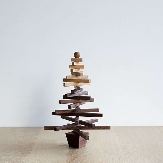Christmas tree / S (木のクリスマスツリー)
