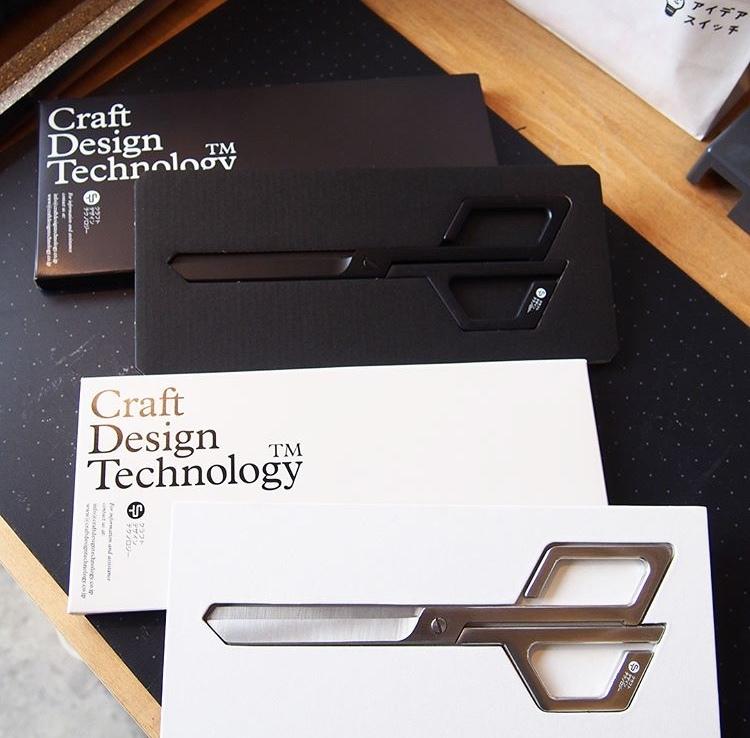クラフトデザインテクノロジー Scissors black