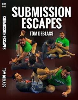 トム・デブラス サブミッション エスケープス DVD3枚組