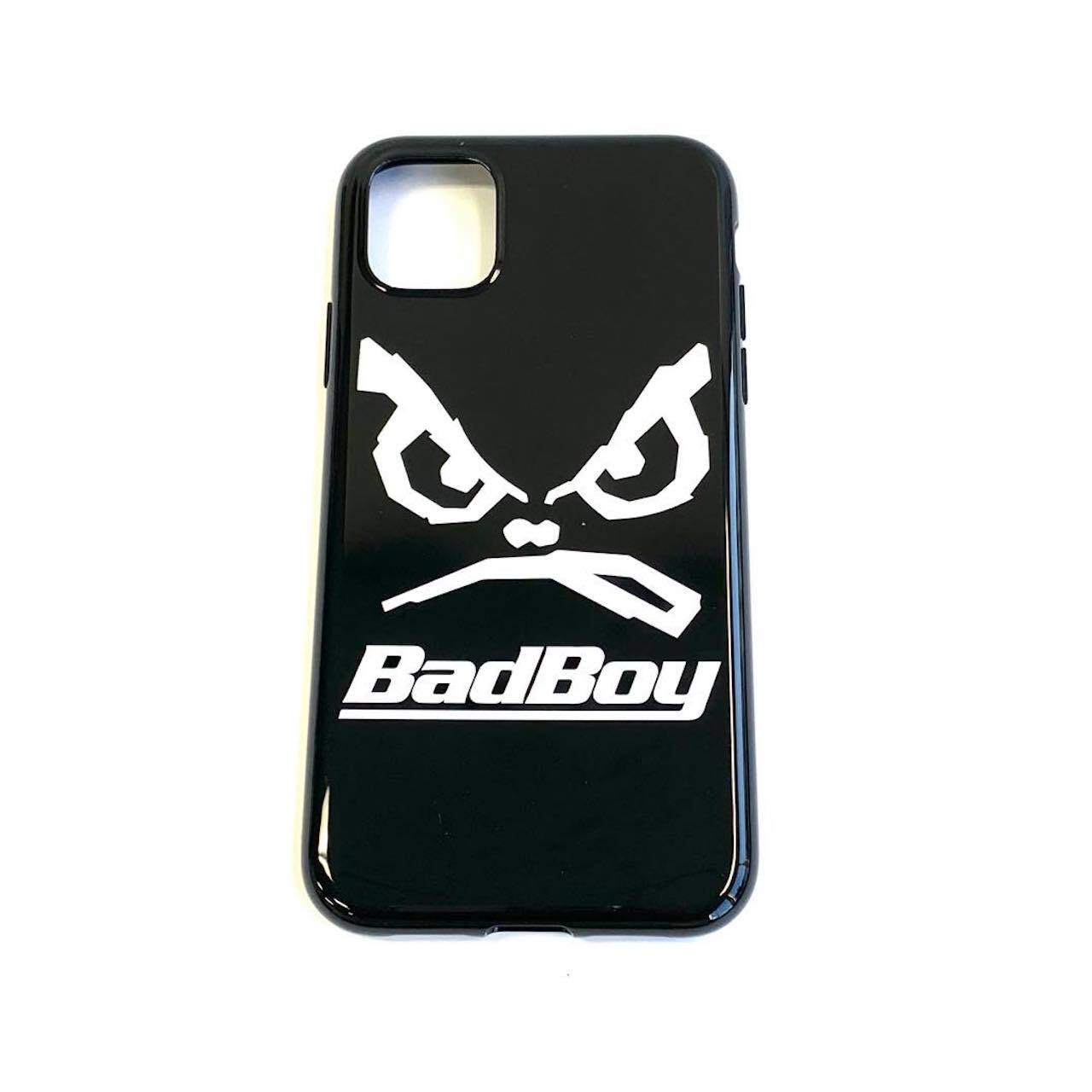 IPhoneケース 【FACE】ブラック