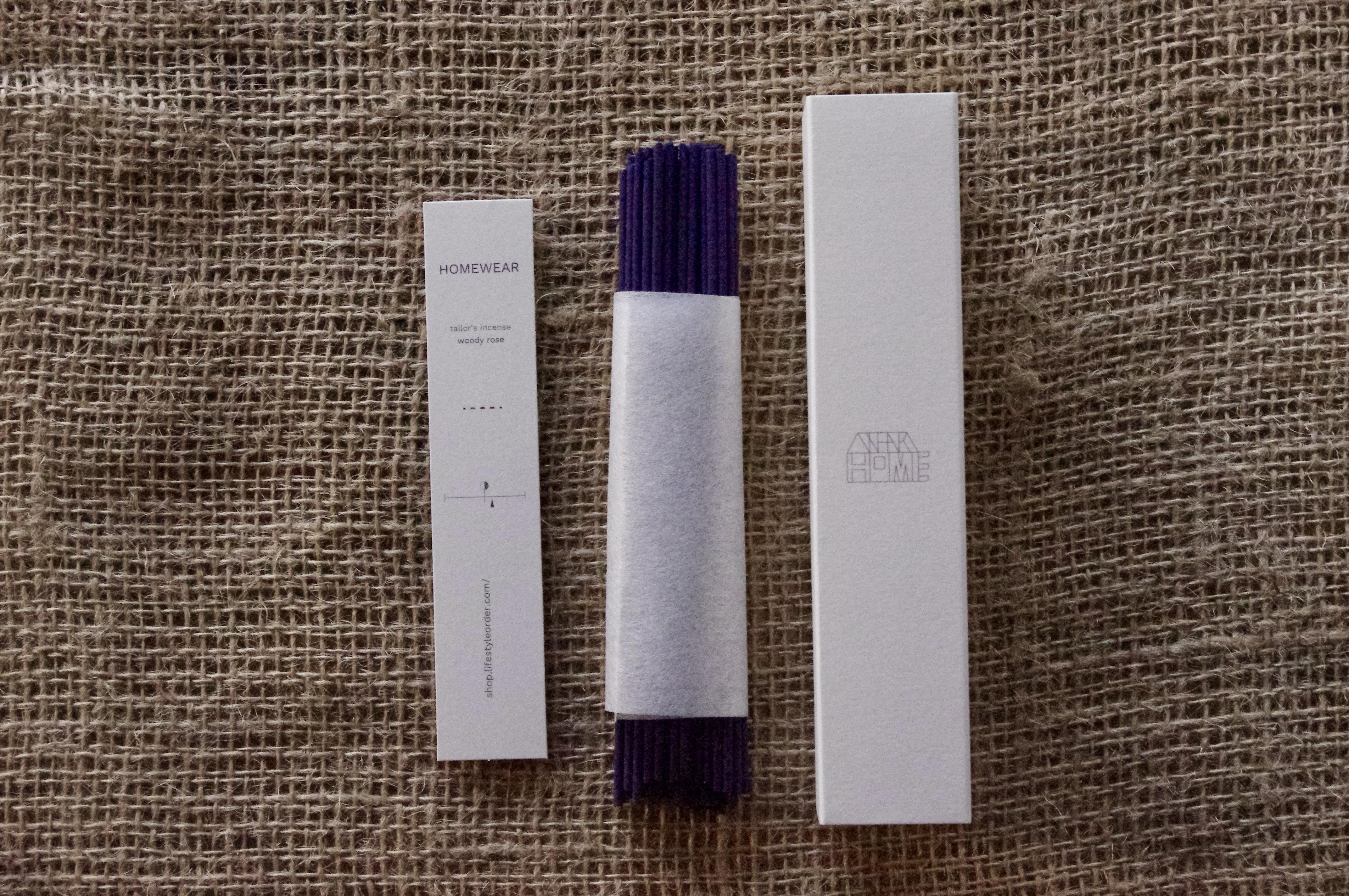 TIC003 - tailor's incense (線香)