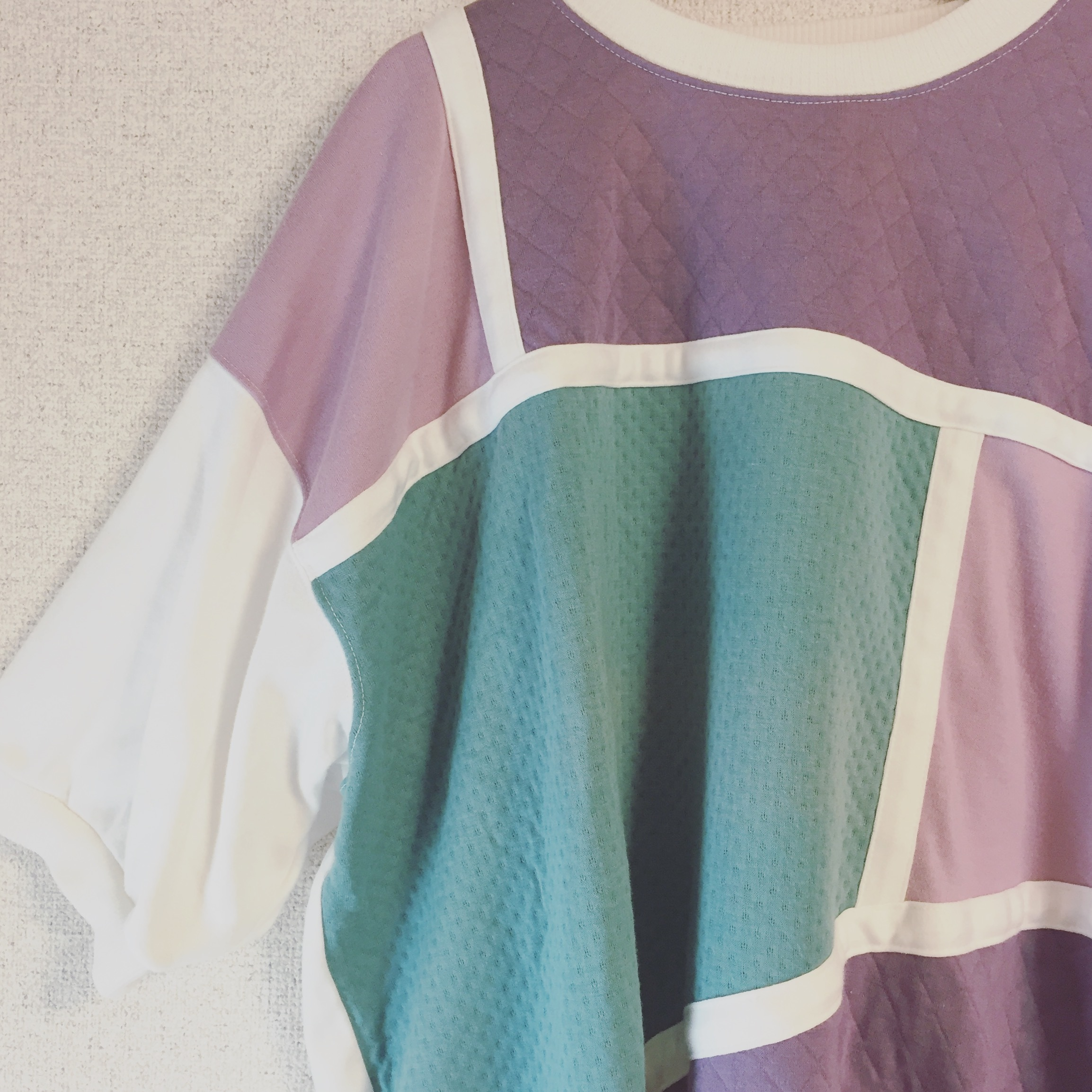 vintage dolman sweat tops