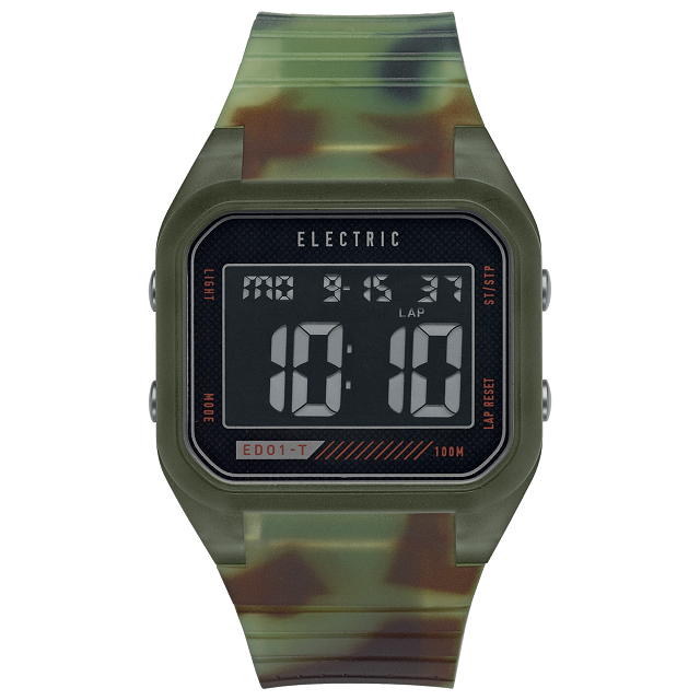 ELECTRIC WATCHES ED01 PU MASON TIGER