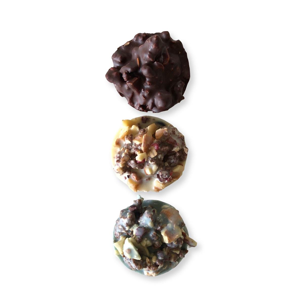 raw granola 3 (ローグラノラ 3 ) 3タイプ raw chocolate