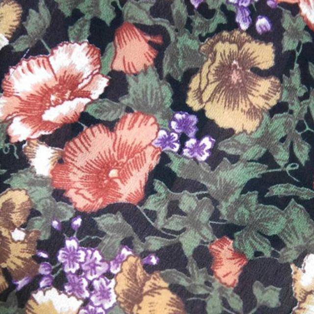 ≪USED≫総花柄パンツ