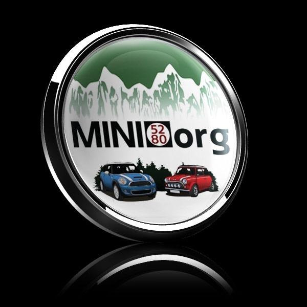 ゴーバッジ(ドーム)(CD0814 - CLUB MINI5280) - 画像2