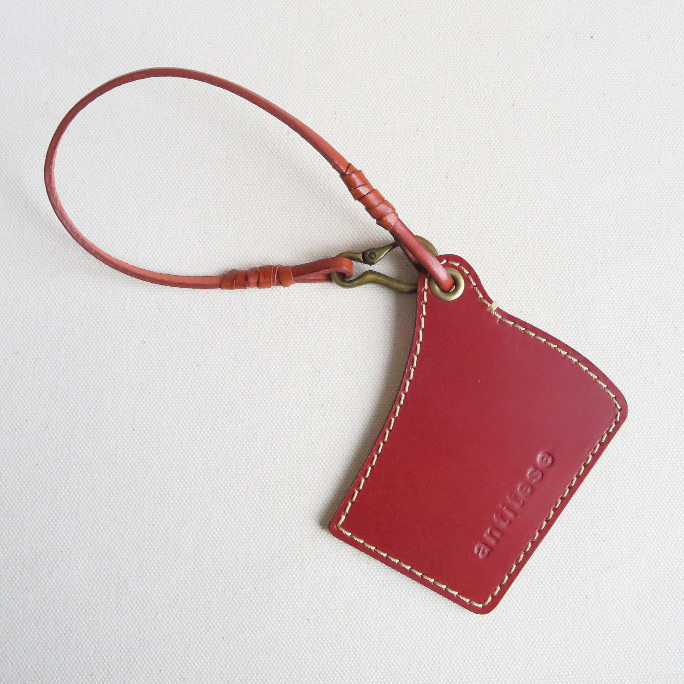 Wind pass case RED