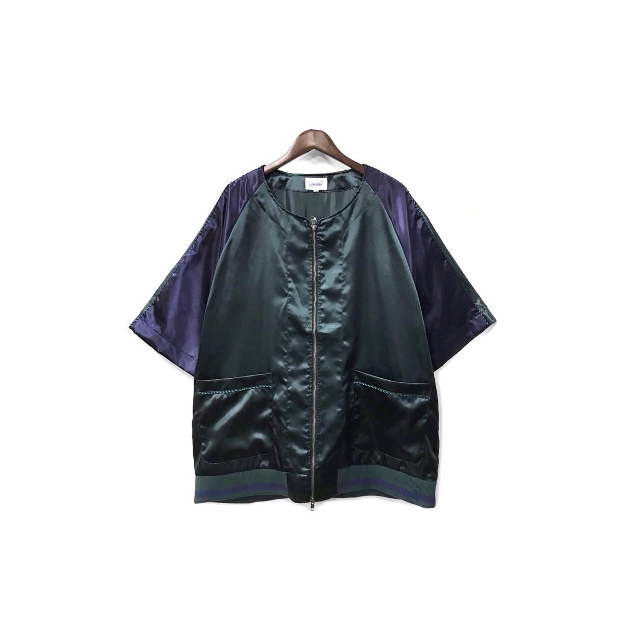 yotsuba - Souvenir baseball Shirt / Green ¥26000+tax