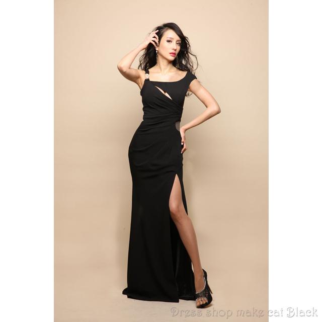 (9号) 2色展開 ロングドレス ¥25.704-(税込) 二次会ドレス ドレス パーティー イルマ IRMA JEAN MACLEAN ジャンマクレーン 85164