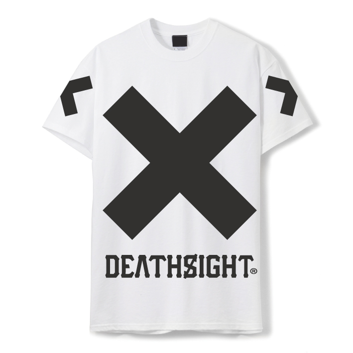 deathsight 17S TEES / WHITE - 画像1