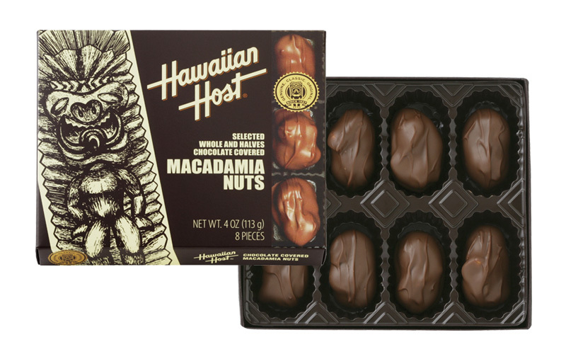 Hawaiian Host スクエア