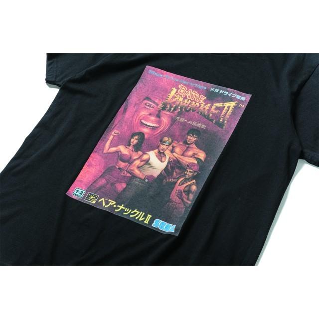 SEGA レトロTシャツ ベアナックル2 / ANIPPON