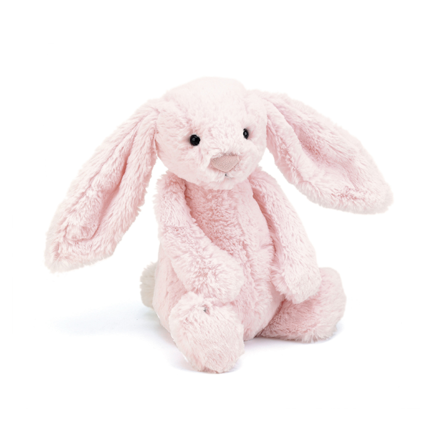Bashful Pink Bunny Medium_BAS4BP