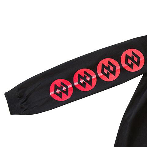 スプラトゥーン2/タコロンT(RED・BLACK) / THE KING OF GAMES