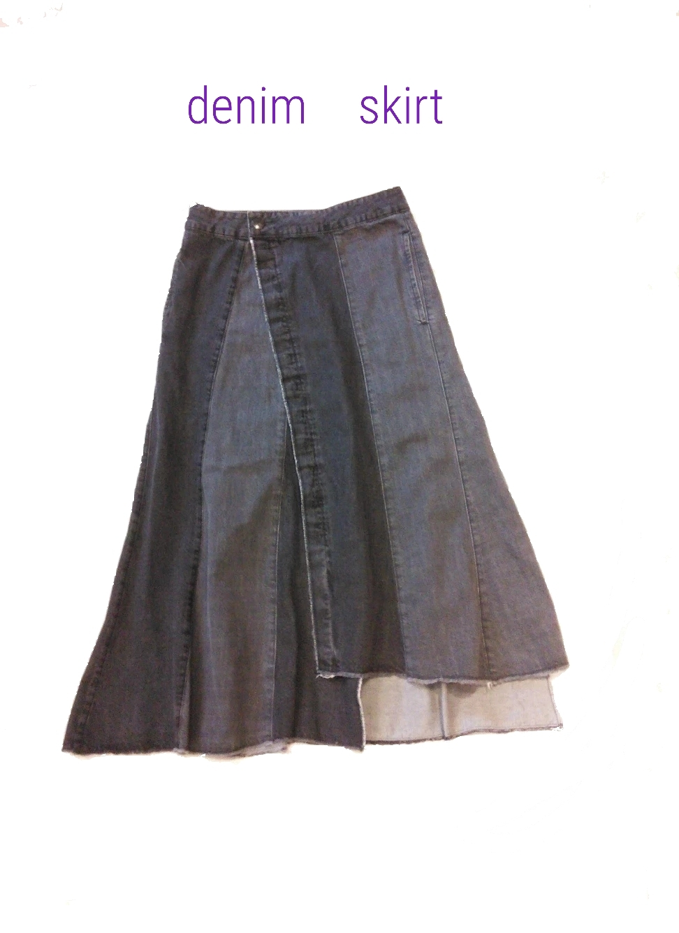 20120     デニムスカート