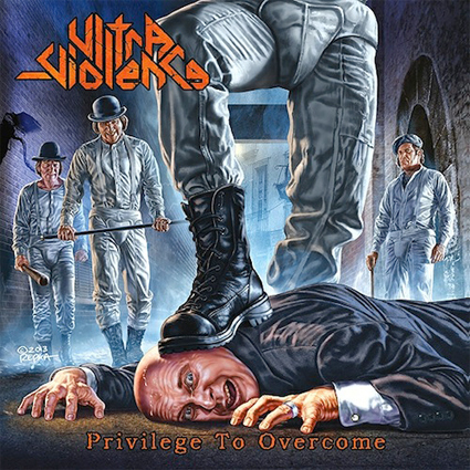 "ULTRA-VIOLENCE ""Privilege To Overcome"" (輸入盤)"