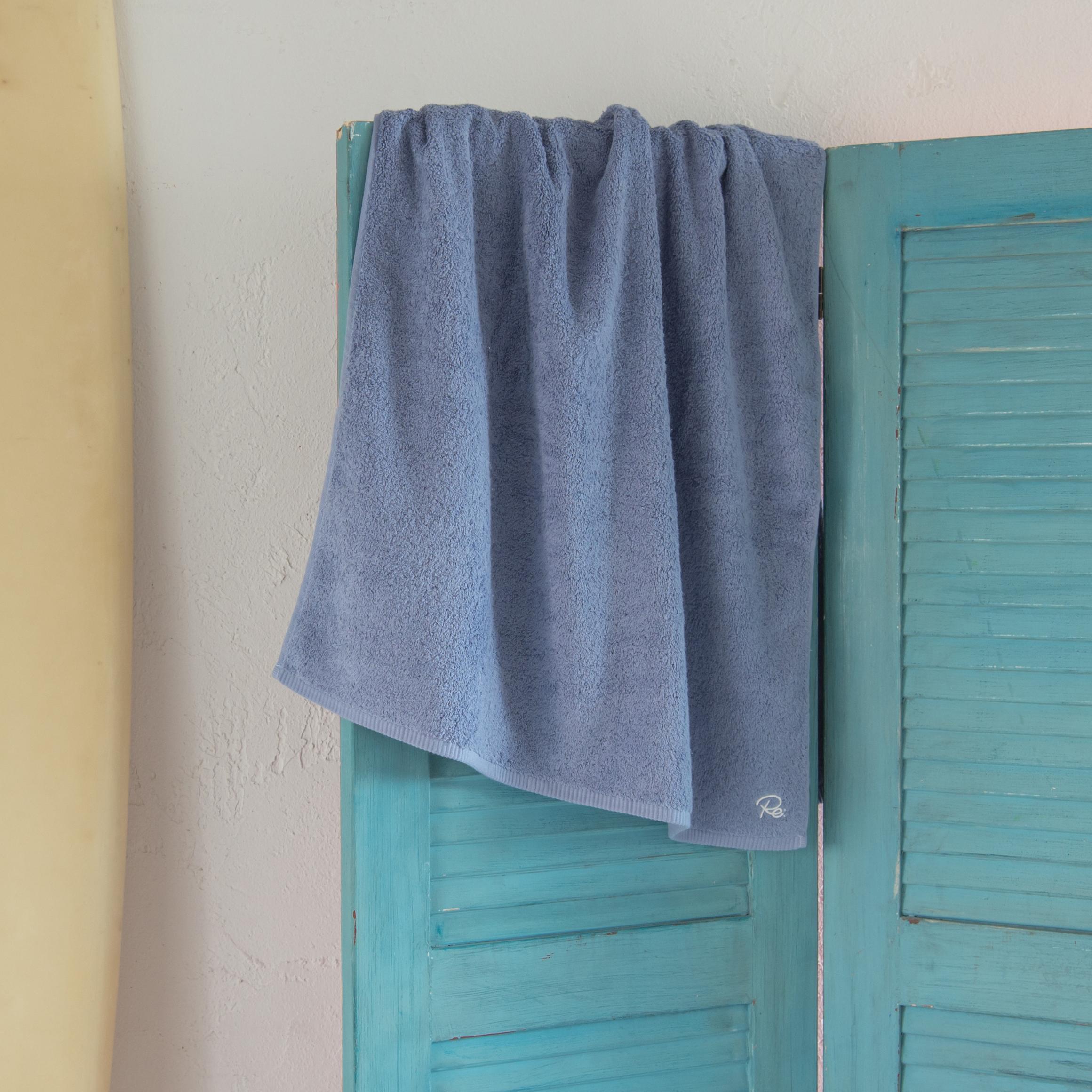 Re LOGO BATH TOWEL[REG010]