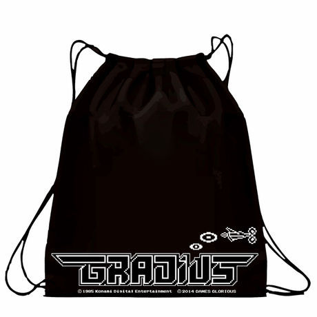 「Game Master 80 〜 GRADIUS〜」グラディウス スニーカー / GAMES GLORIOUS