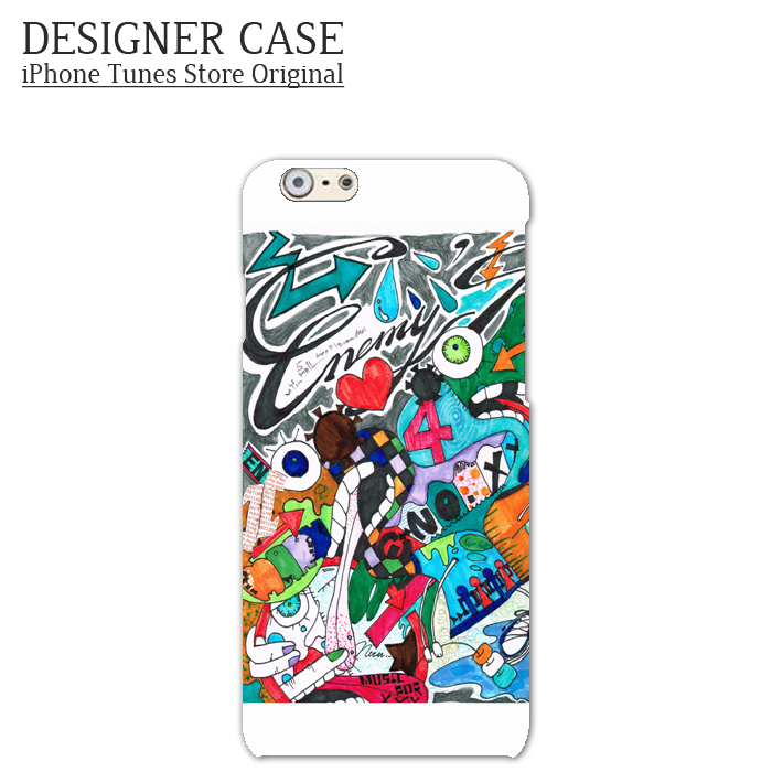 iPhone6 Hard case [DESIGN CONTEST2015 014]