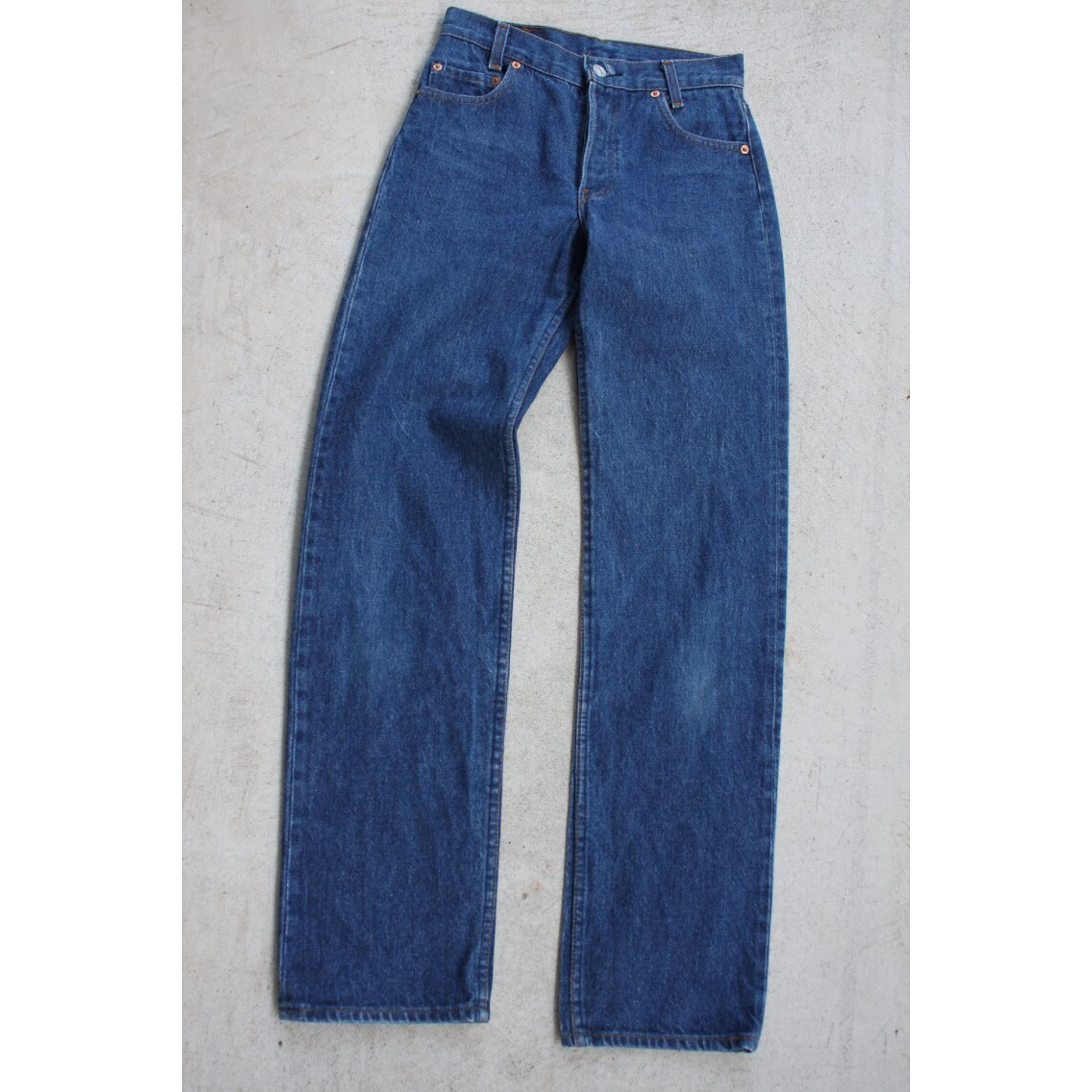 Vintage Levis 701 denim pants
