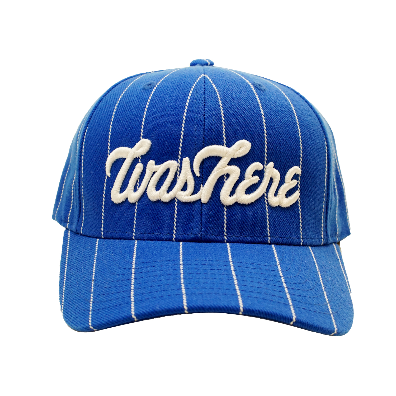 WWWTYO  Was Here BASEBALL CAP (BLUE)