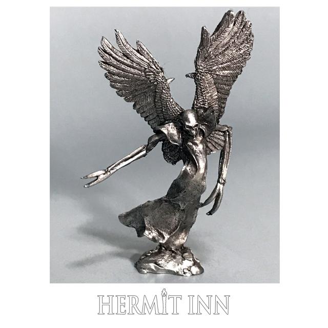有翼の死神 - 画像1
