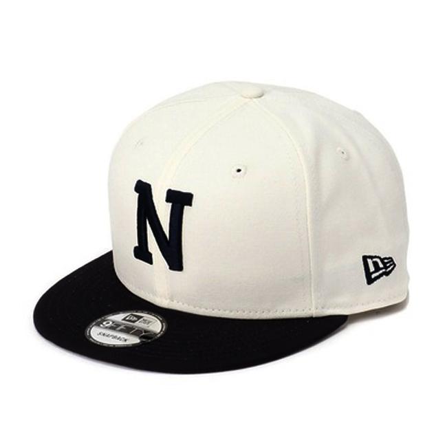 MAGIC NUMBER × NEW ERA ベースボールキャップ ホワイト