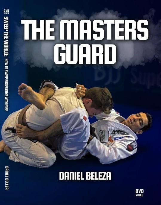 ダニエル・ベレーザ ザ・マスターガード 3枚組DVDセット|ブラジリアン柔術教則DVD