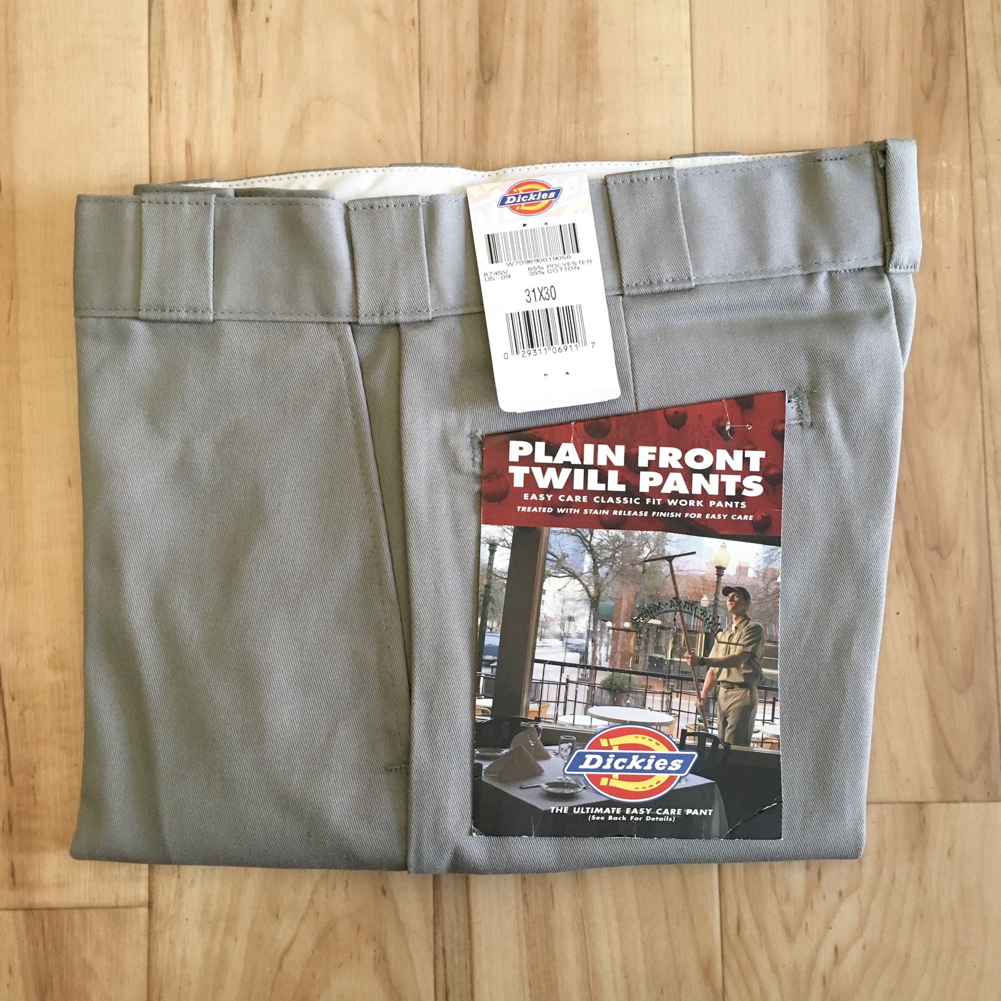 """Dickies 874-SV W 31inch """"Made in USA""""<Deadstock>"""