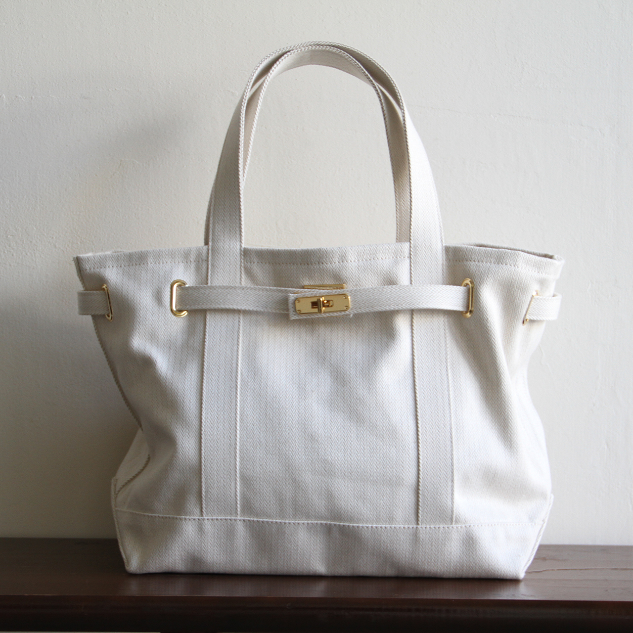 sita parantica【 womens 】herringbone tote bag