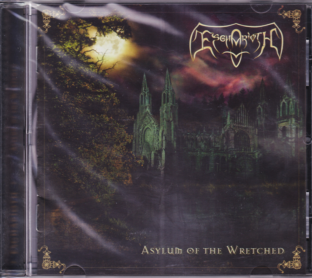 ESGHARIOTH 『Asylum of the Wretched』(※訳アリ商品:盤面キズ多)