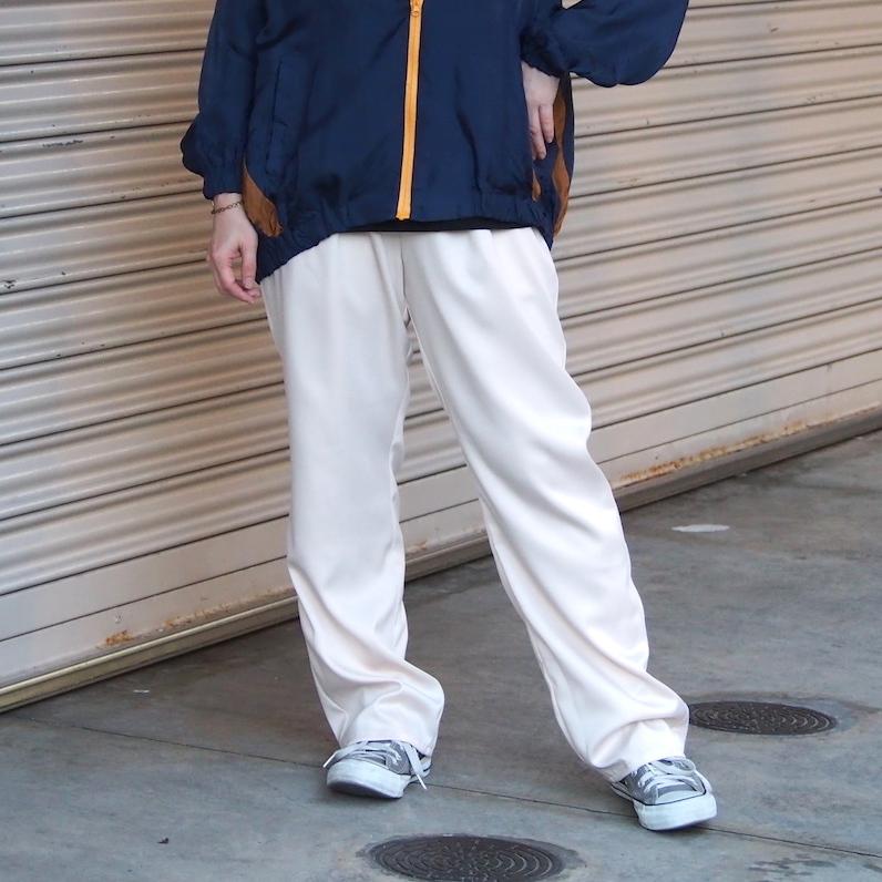 【ethical hippi】tapered pants(champagne white) / 【エシカル ヒッピ】テーパード パンツ(シャンパンホワイト)