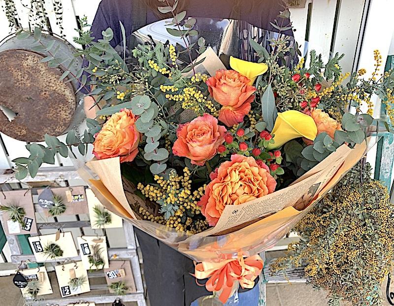 季節のお花 / ミモザの花束 フラワーギフト