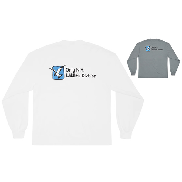 ONLY NY Wildlife Division L/S T-Shirt