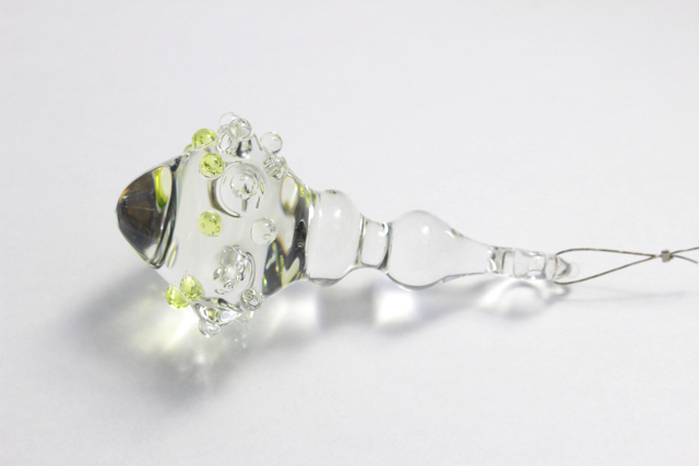 【Glass Ornament S】ガラスのオーナメント