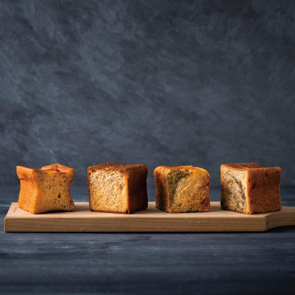 【MOOJUU BREAD】4本食べ比べセット 「只今、発送まで1週間程度お時間を頂いております」