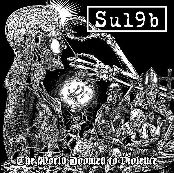 Su19b – The World Doomed To Violence(CD)