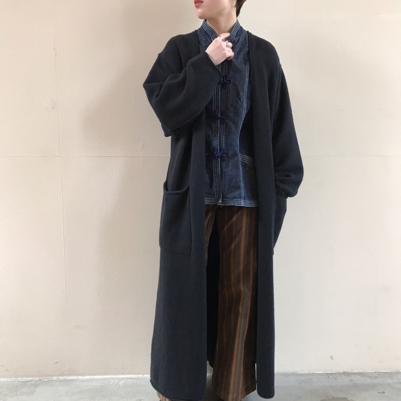 YOUNG & OLSEN - CHINOISE COVERALL JK