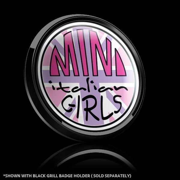 ゴーバッジ(ドーム)(CD1105 - CLUB MINI ITALIAN GIRLS) - 画像4