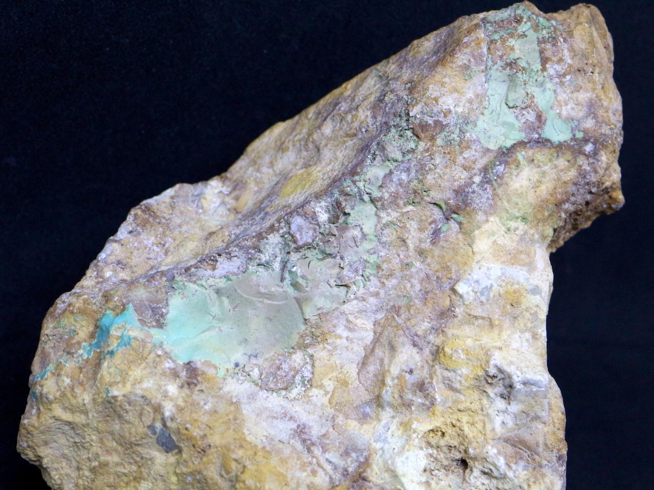 ロイストーンターコイズ Turquoise 原石 ネバタ州産 363g TQ116