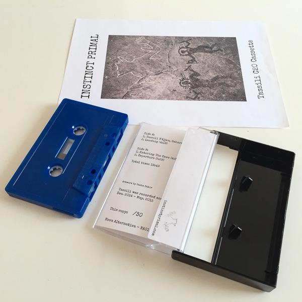 Instinct Primal - Tassili  Tape - 画像2