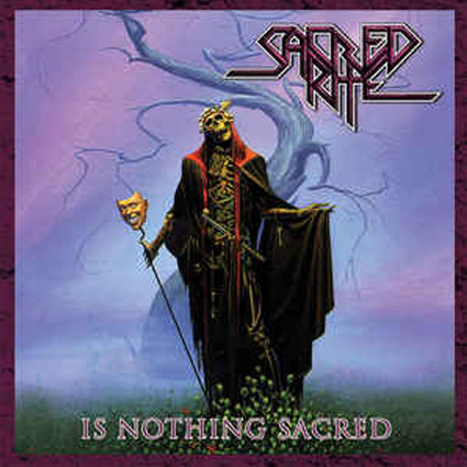 "SACRED RITE ""Is Nothing Sacred"" (輸入盤)"