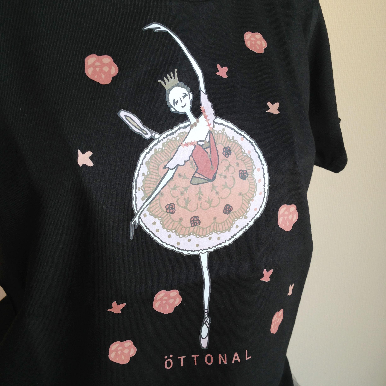 オーロラTシャツ(レディース) - 画像3