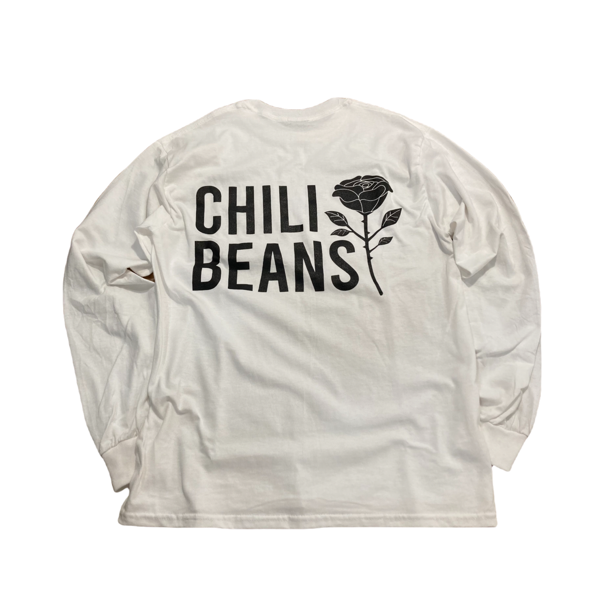 CHILI BEANS #Rose L/S Tee