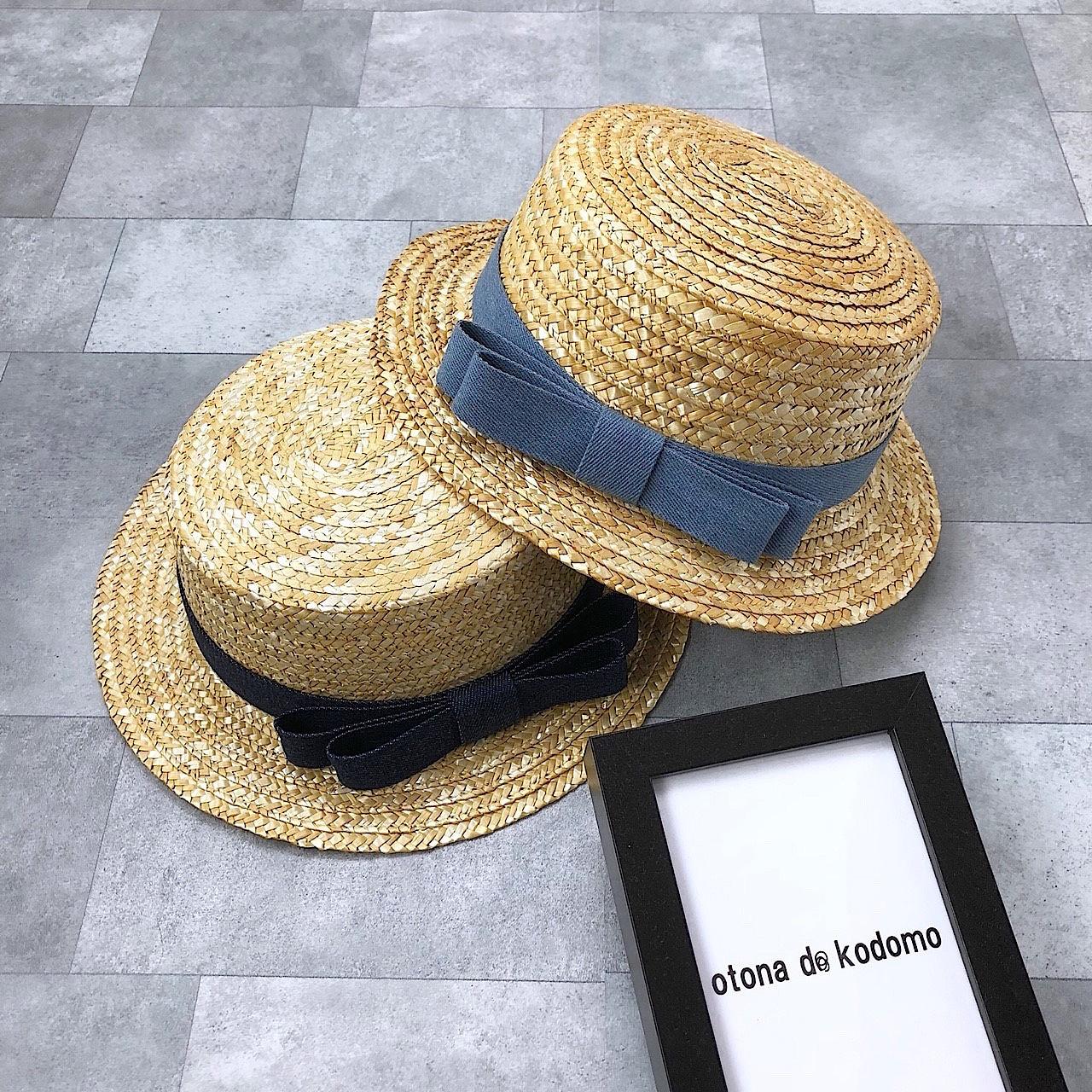 カンカン帽(デニム:2カラー)no.805001