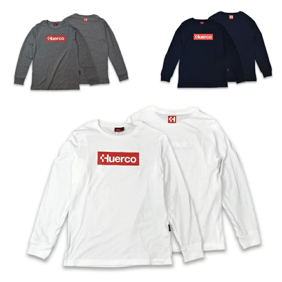 Huerco(フエルコ) CORDURAロングスリーブTシャツ(r17d2301)