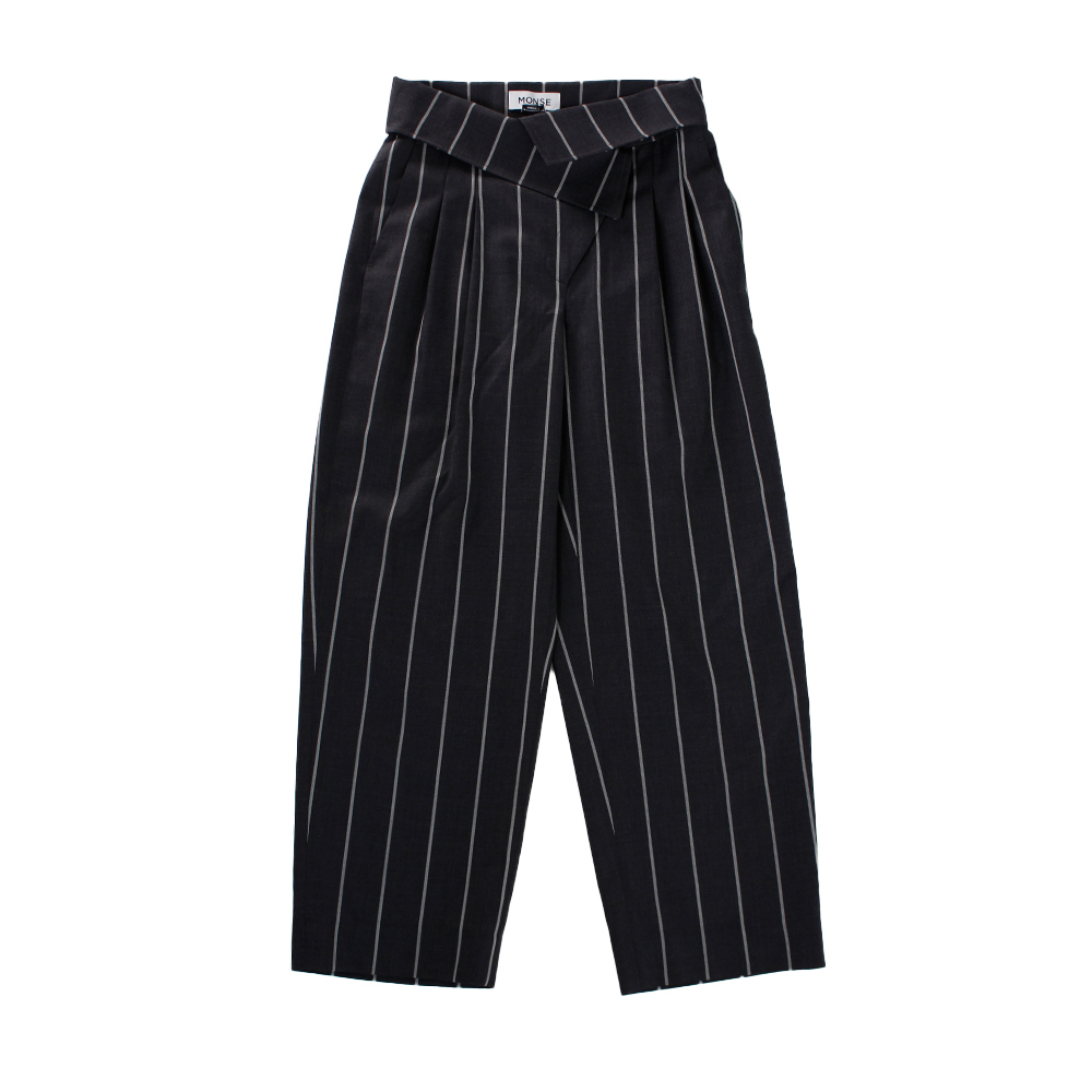 MONSE Stripe Trousers