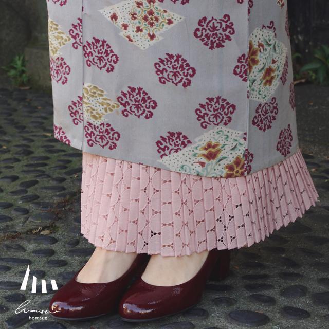 Chamois Pink〈シャモアピンク -race-〉