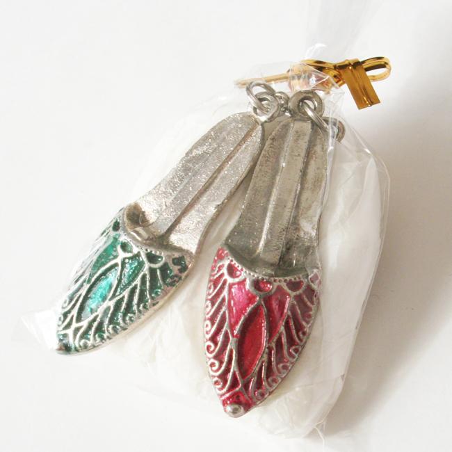 ペアバブーシュ靴型キーホルダーセット / MOROCCO モロッコ